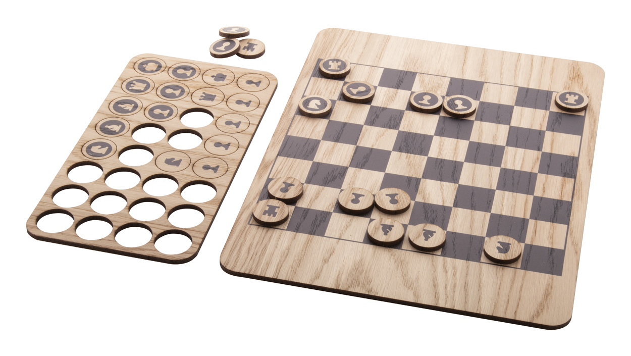 Benko chess set
