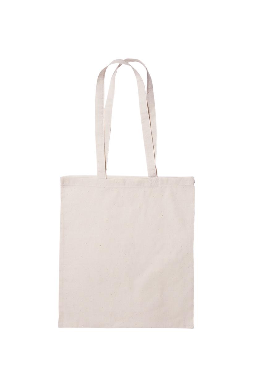 Ponkal cotton shopping bag