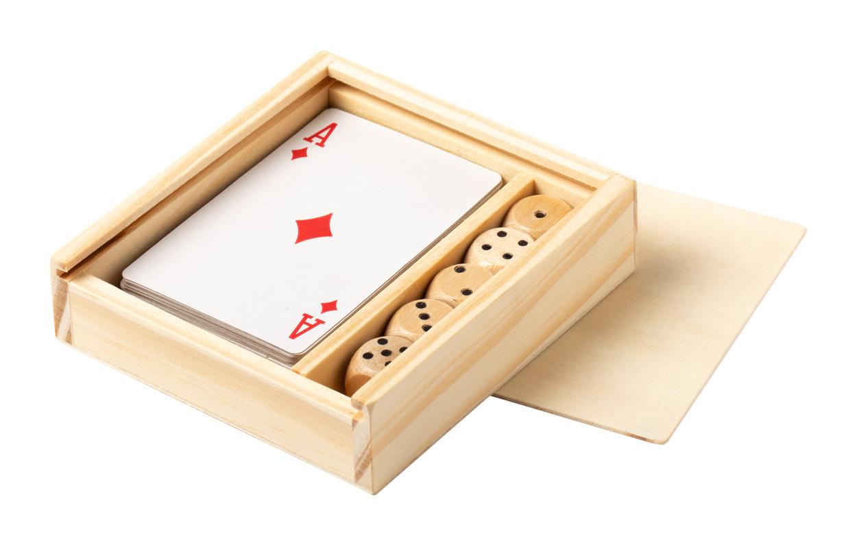 Pelkat game set