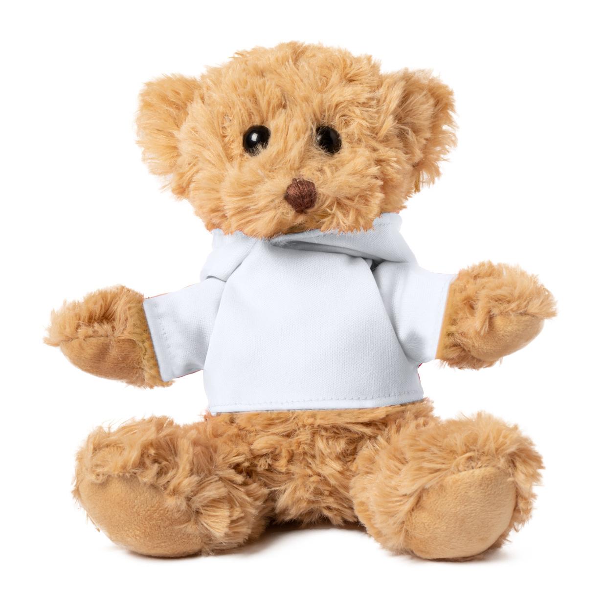 Loony teddy bear
