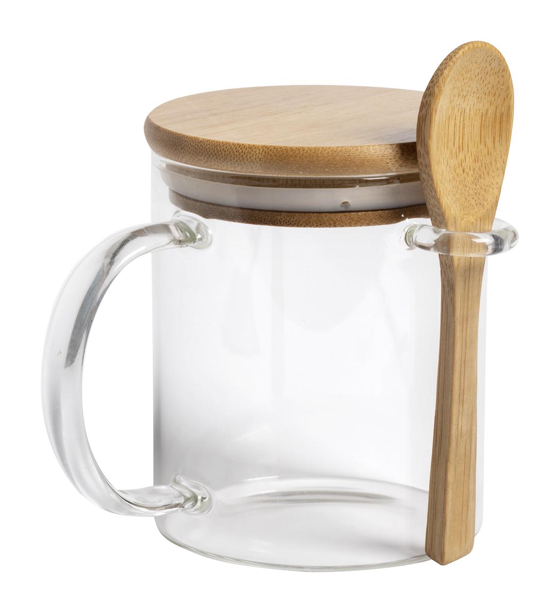 Kipal Mug in VETRO