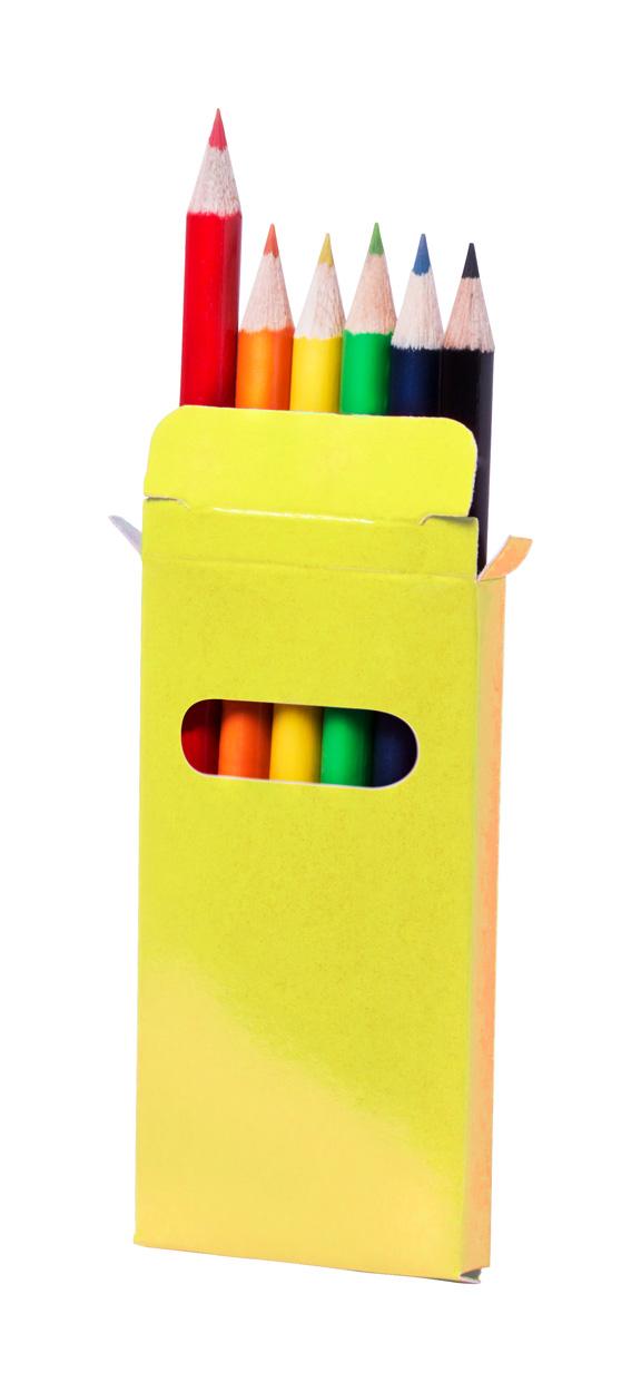 Garten 6 pc pencil set