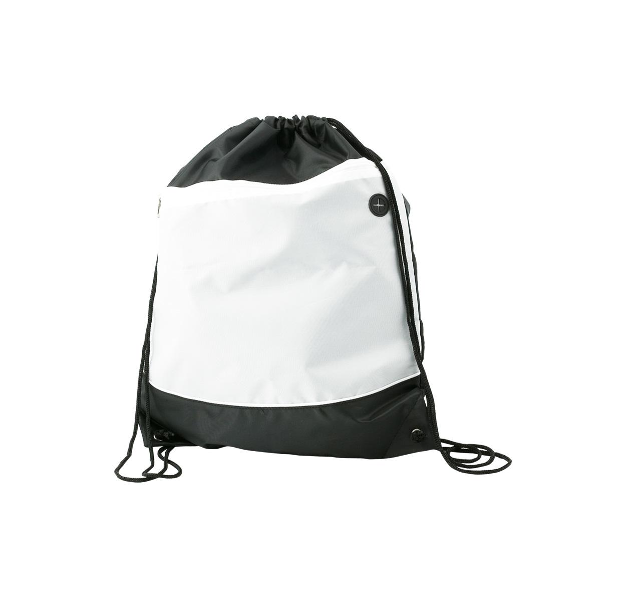 Cobra drawstring bag