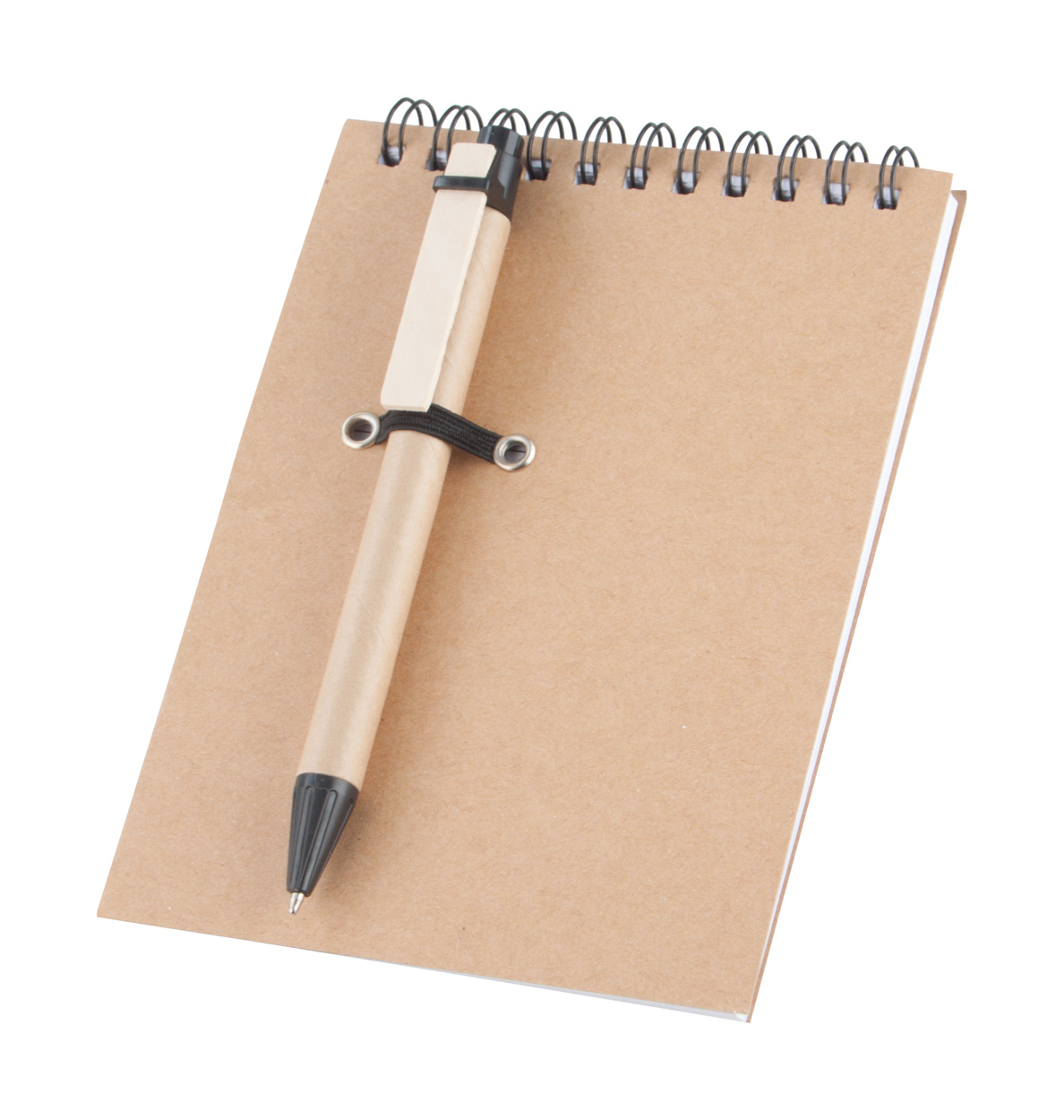 Concern notebook with pen