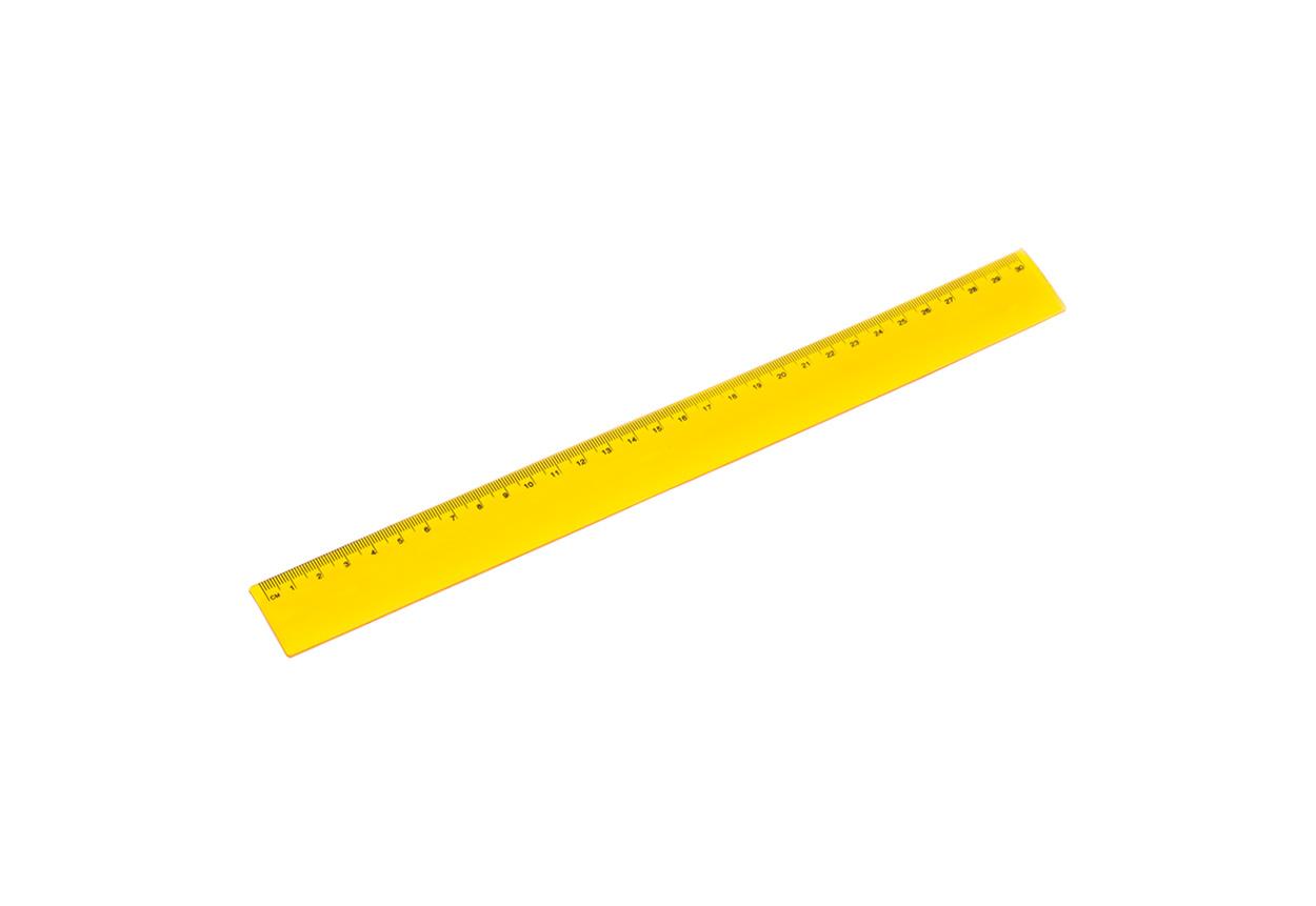 Flexor ruler