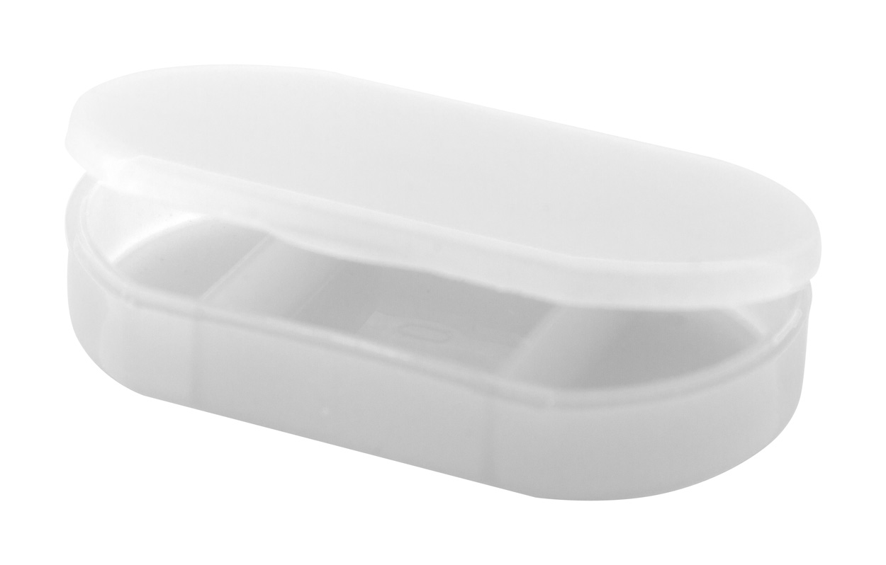Trizone pillbox