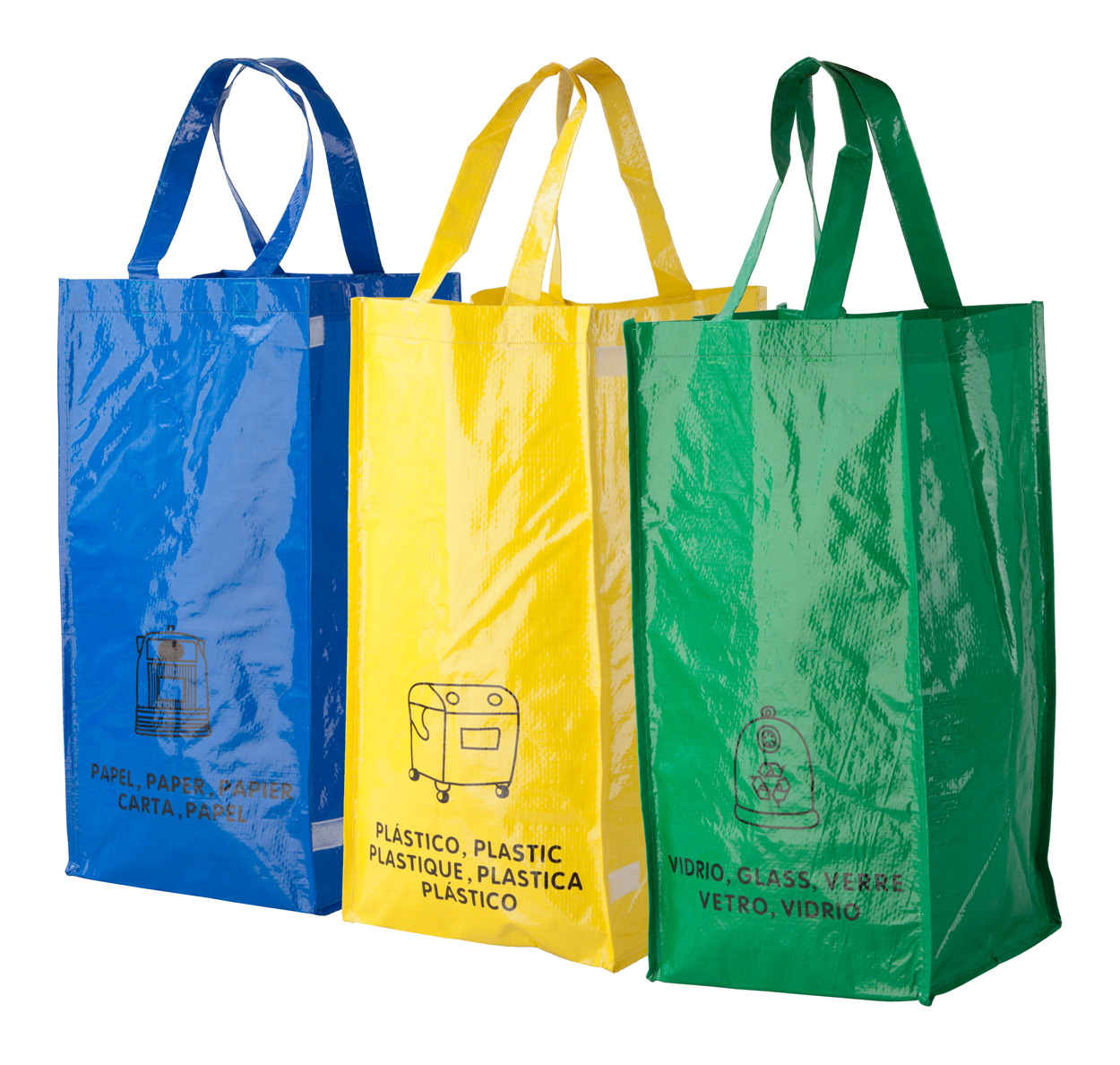 Lopack waste recycling bags