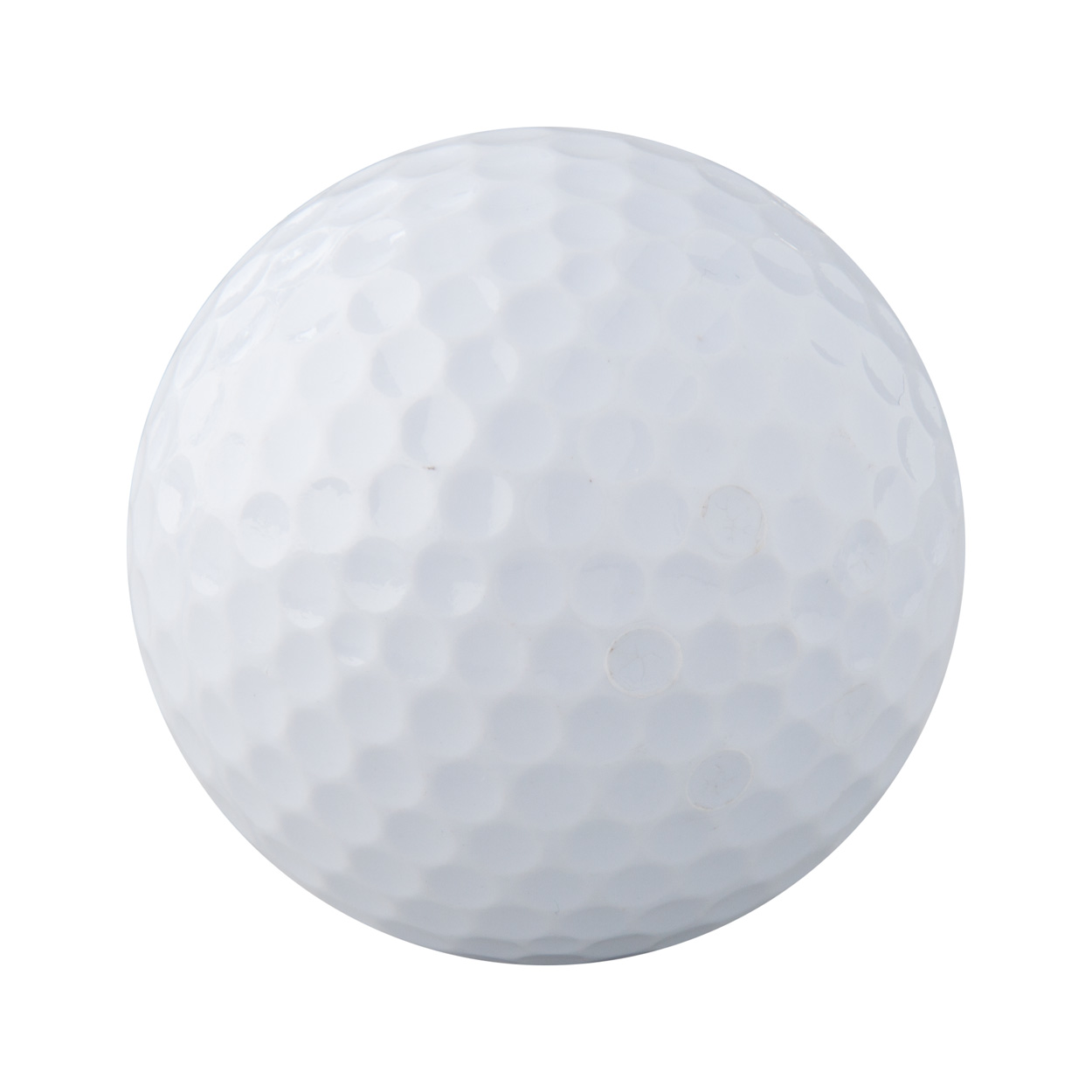 Nessa balle de golf