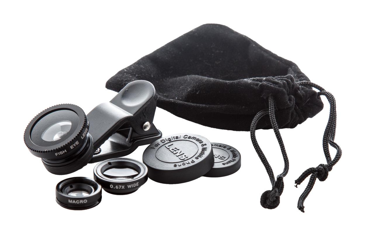 Optix smartphone lens kit