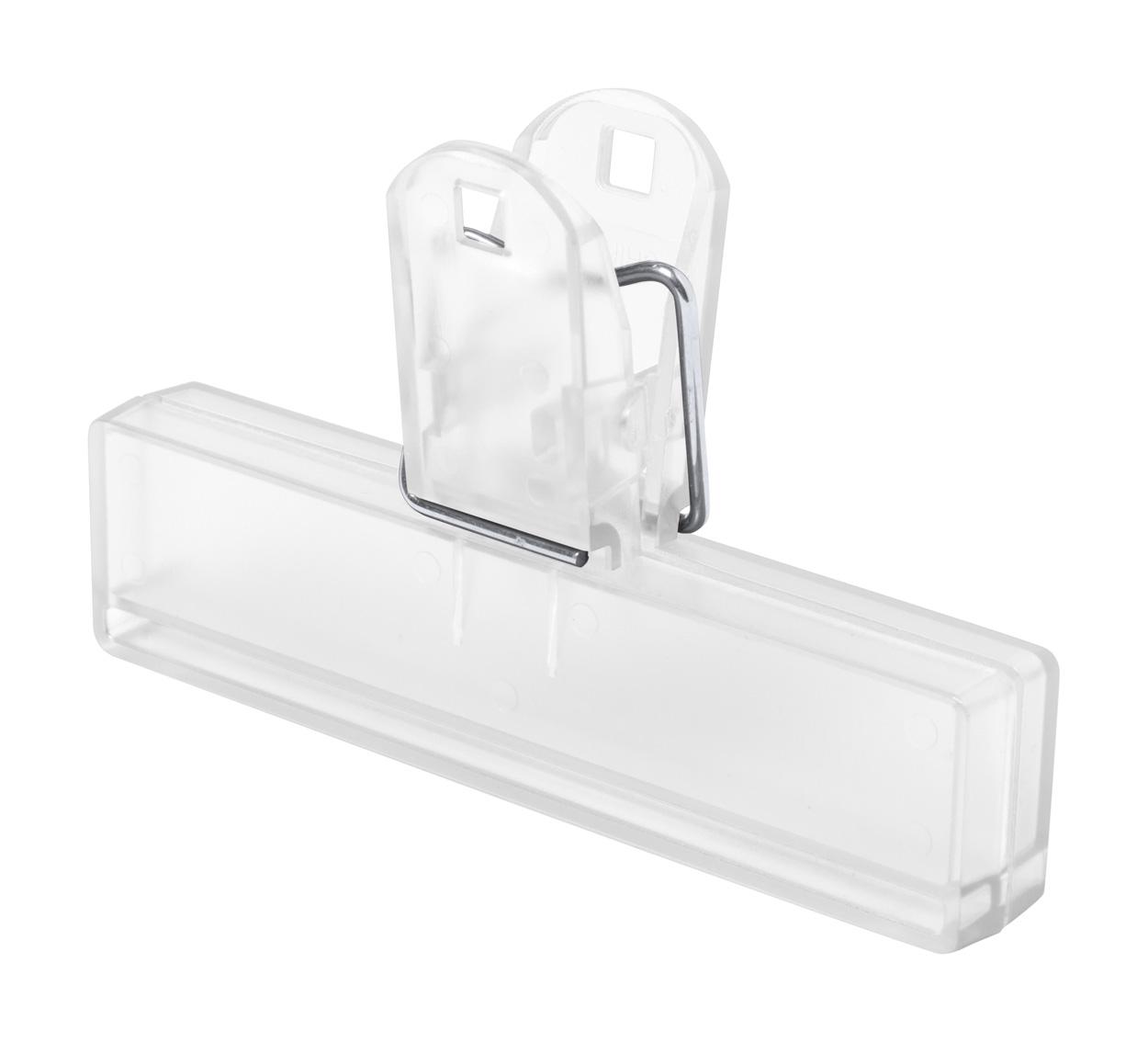 Flint bag sealing clip