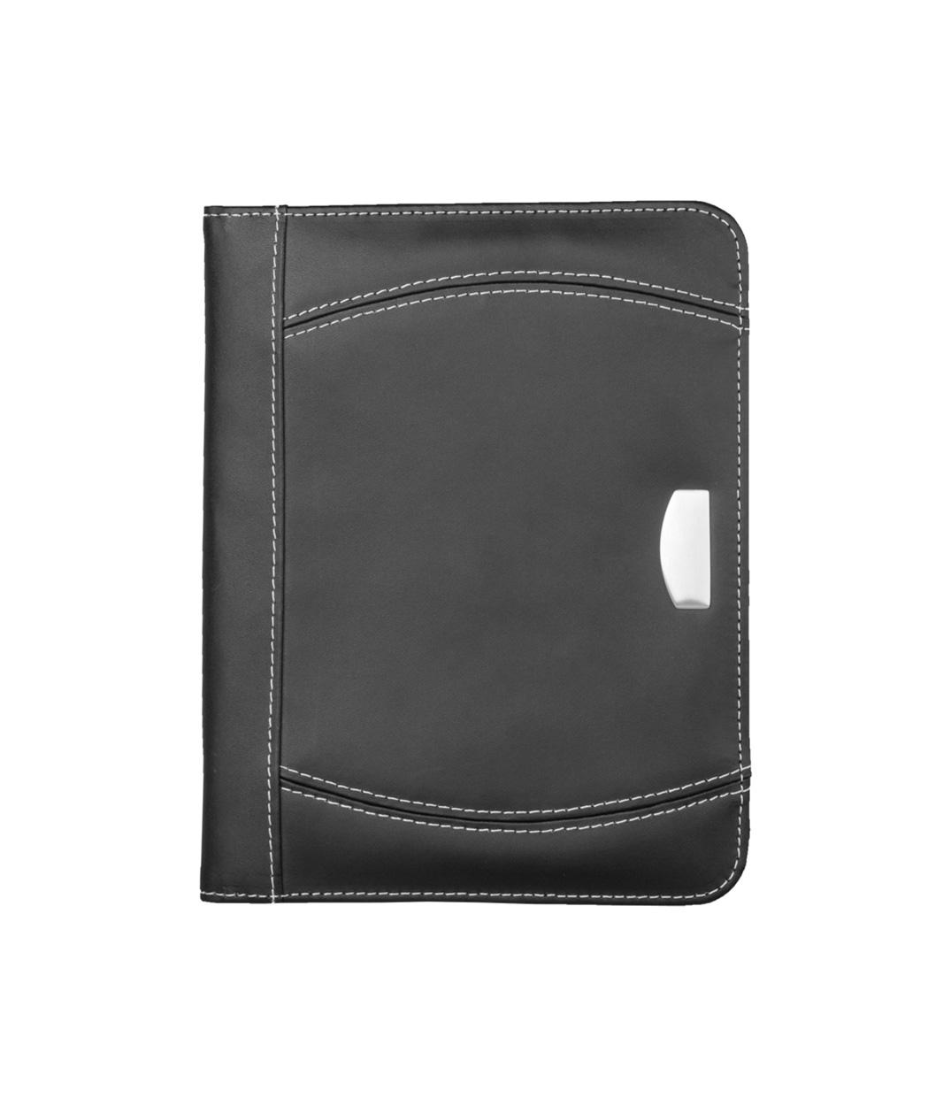 Central A5 zipped document folder