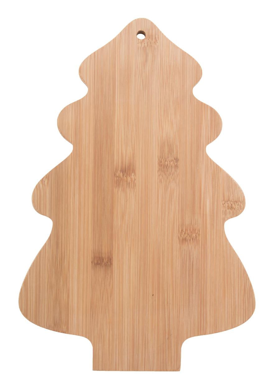 Shiba cutting board