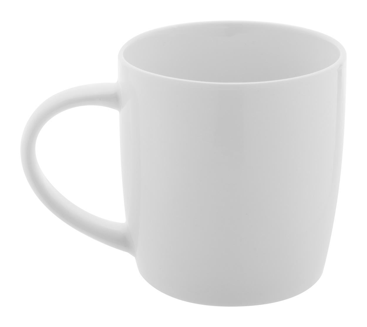 Thena tazza di porcellana