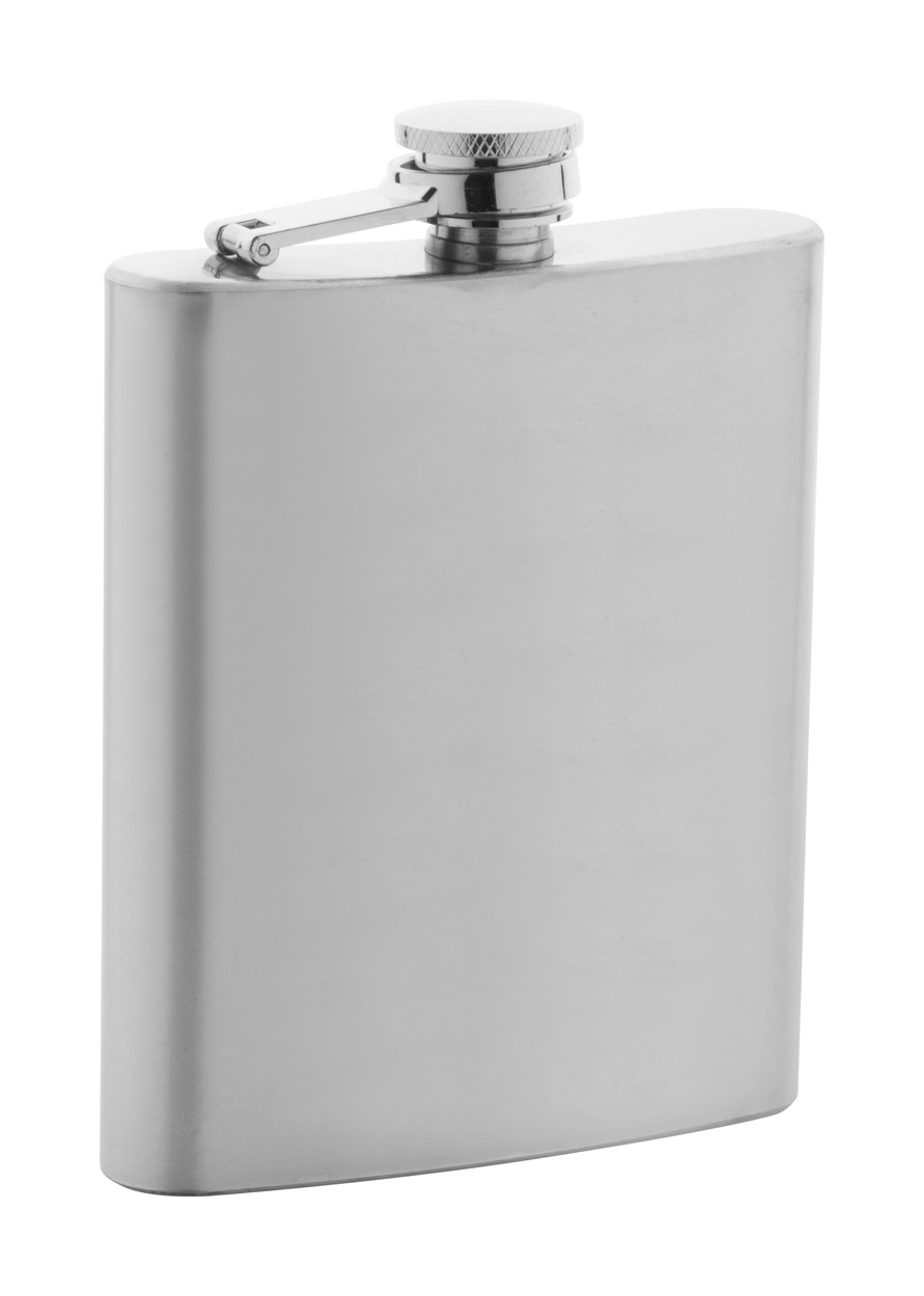 Amundsen hip flask