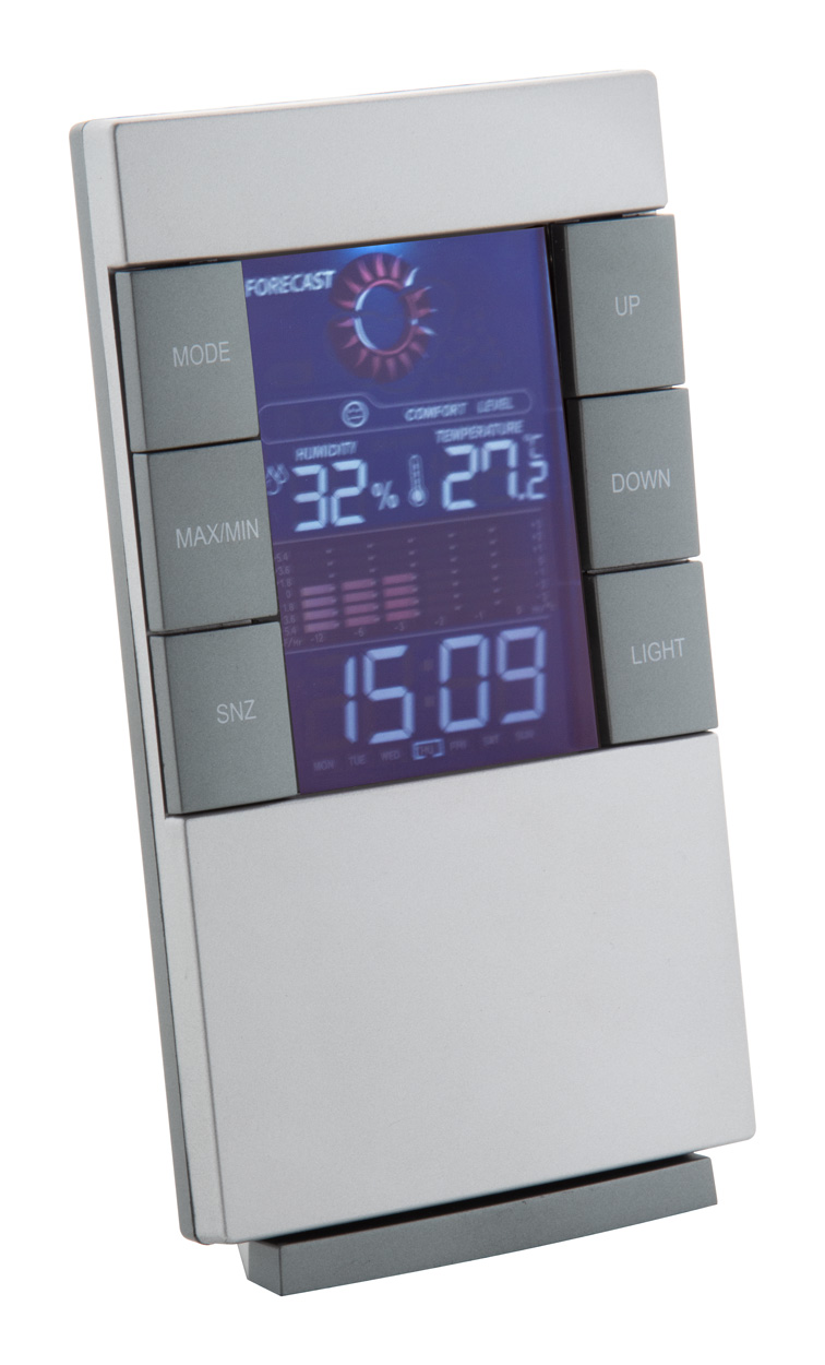 California weather station
