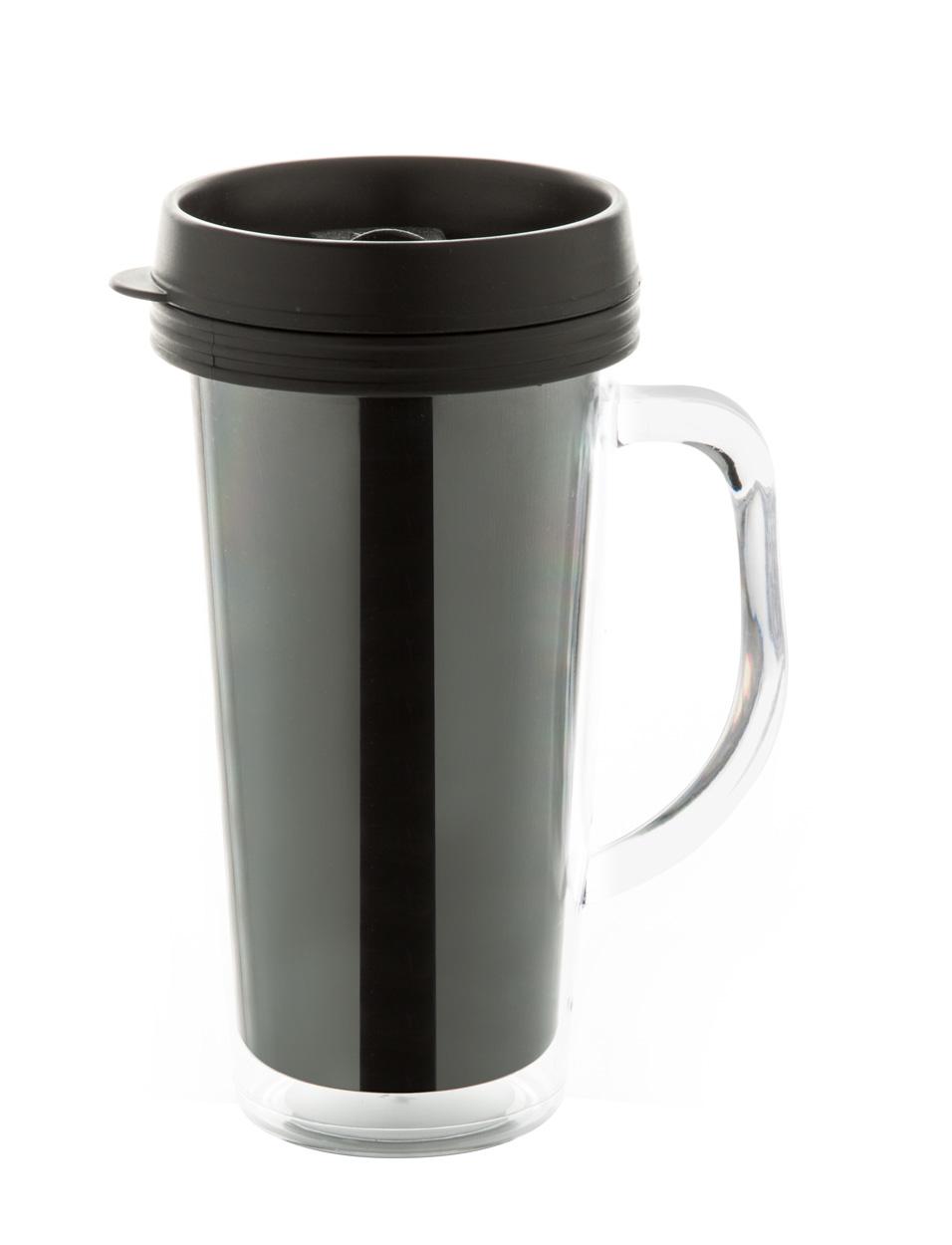 Grabster mug thermos