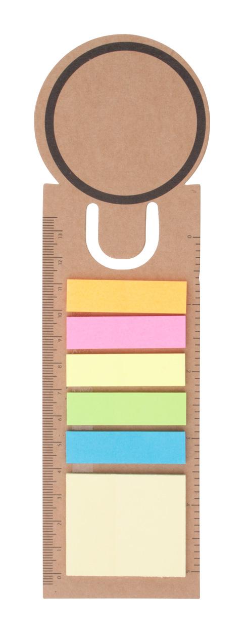 Rondy bookmark