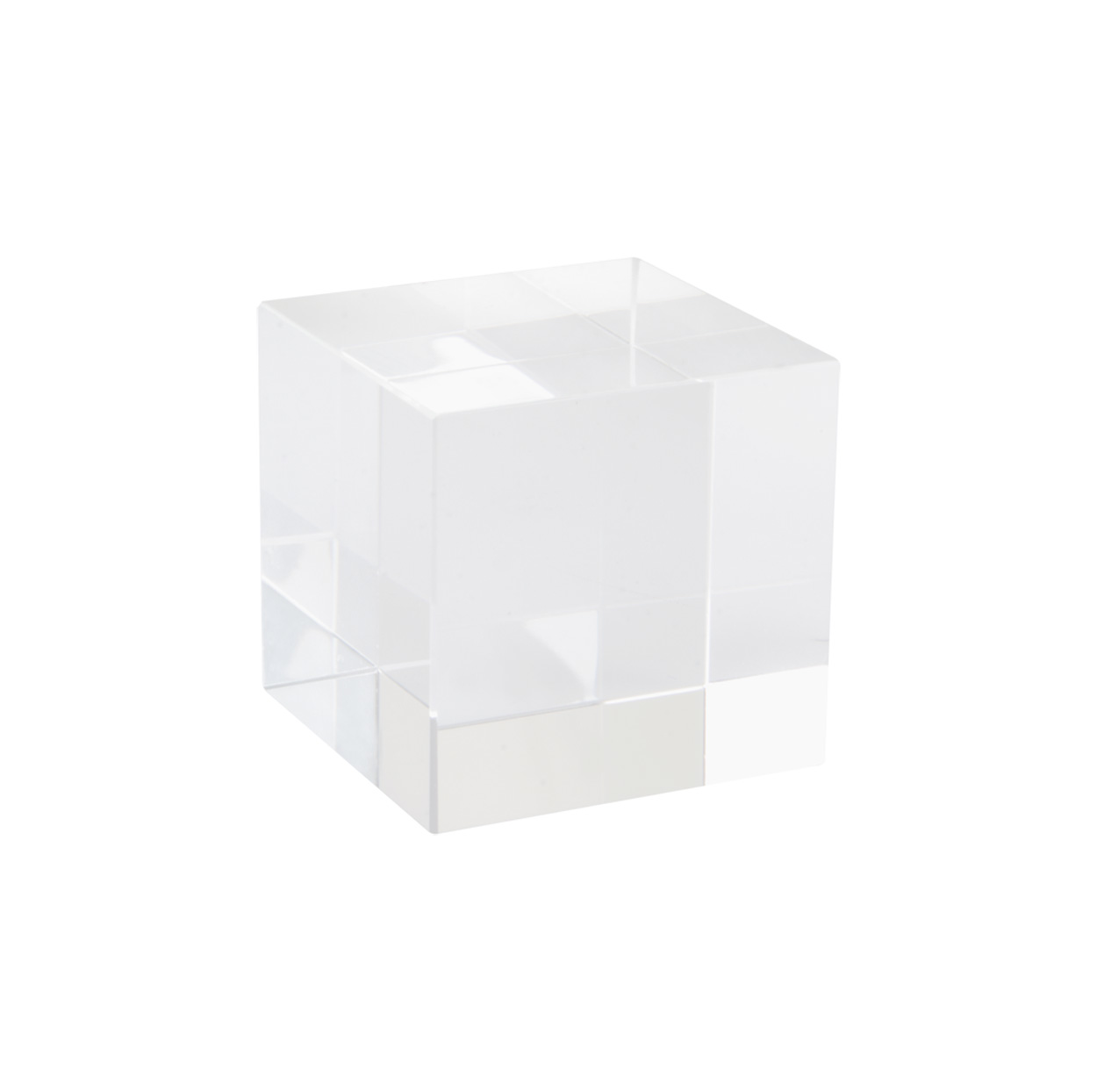 Tampa glass cube