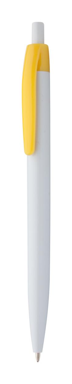 Snow Leopard ballpoint pen