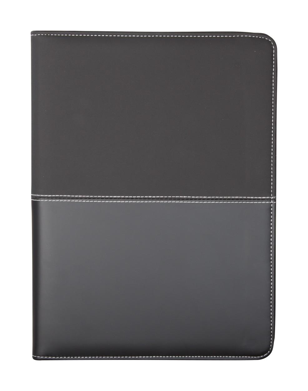 Duotone Zip Cartella portadocumenti A4 con cerniera