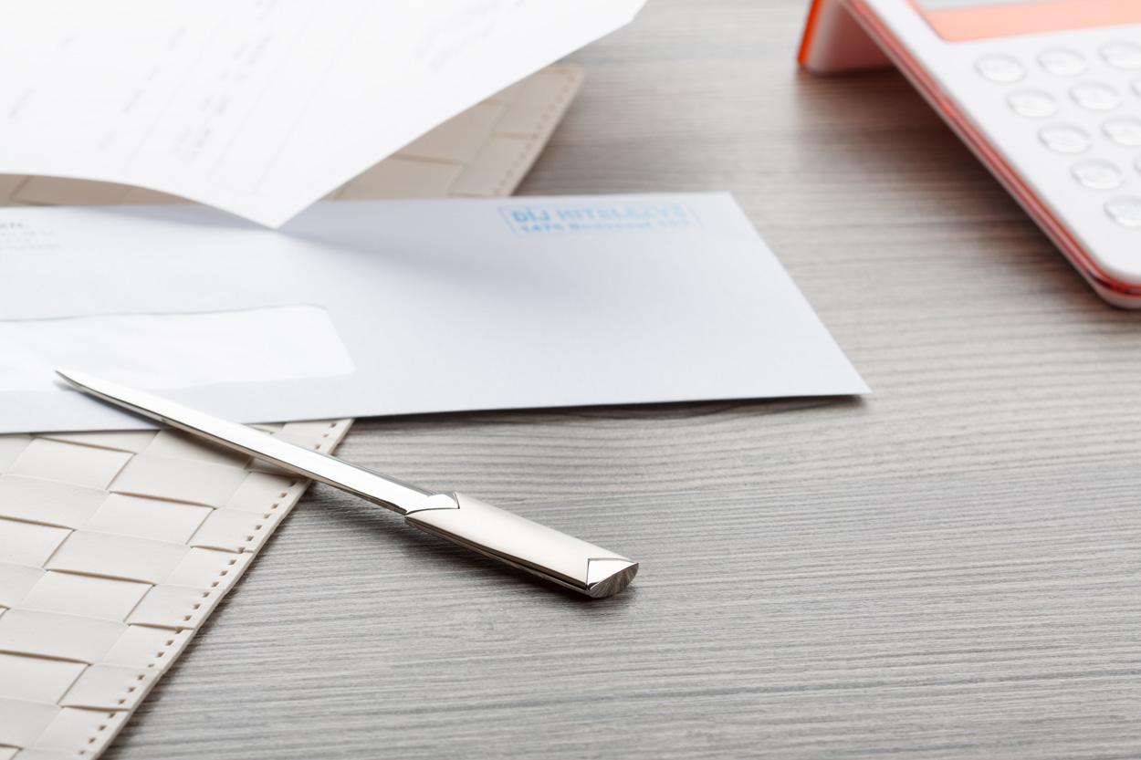 Express letter opener